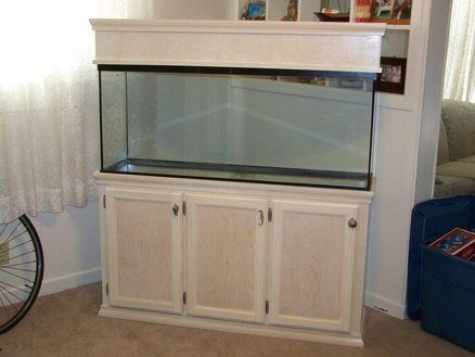55 Gallon Aquarium Canopy Plans 1000 Ideas