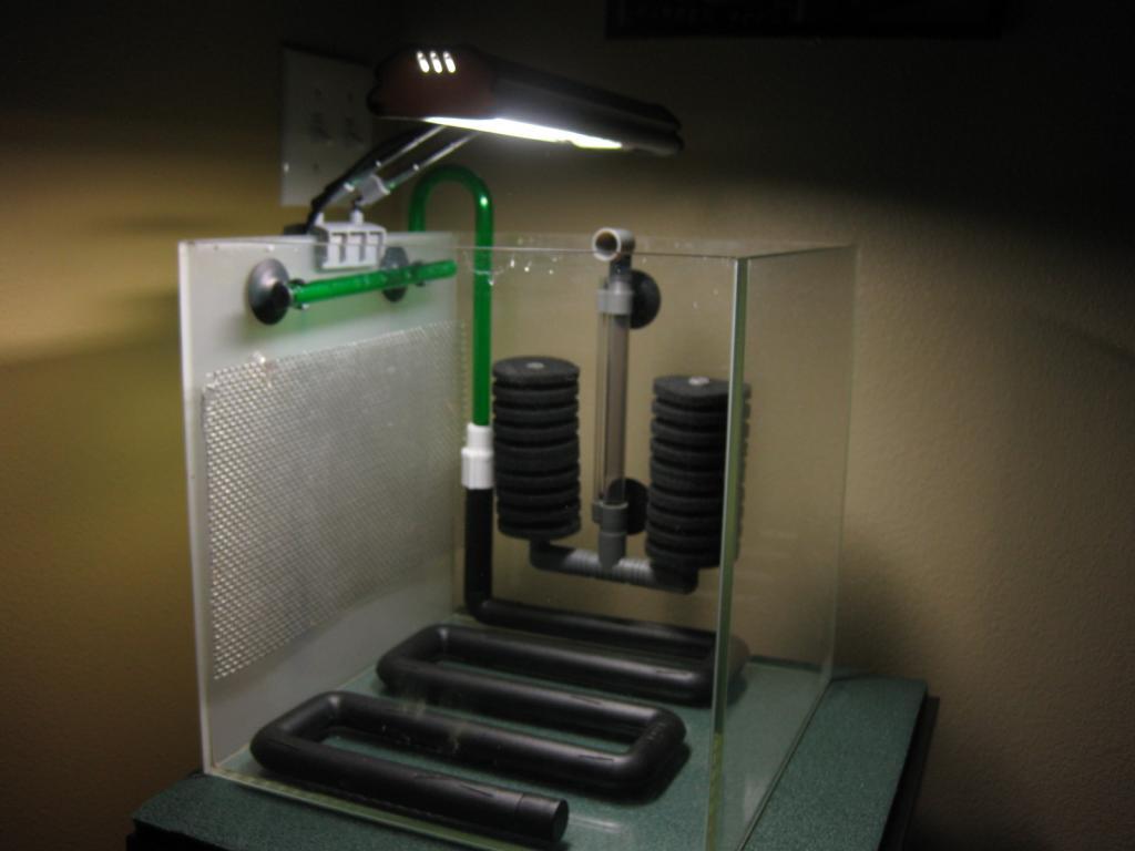 The planted tank forum view single post undergravel for Diy gravel filter